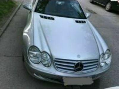 gebraucht Mercedes SL500 Mercedesmit 99700km Service wurde g...