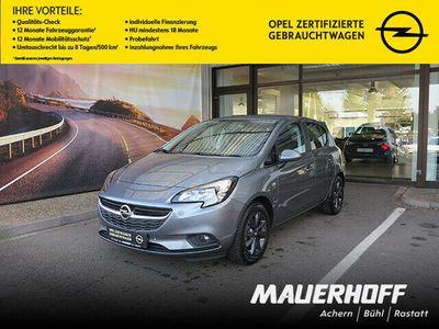 gebraucht Opel Corsa E 120 Jahre   Winterpaket   Kamera   PDC  