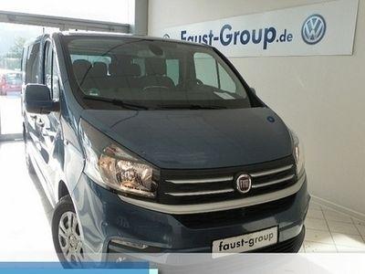 gebraucht Fiat Talento Family 1.6 Multijet 120 Turbo KLIMA Navi