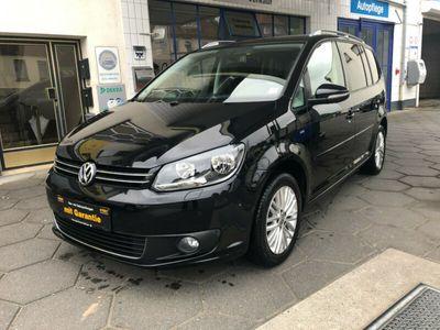 gebraucht VW Touran 1,2 TSI Cup BMT 1-Hand/Klimatr/SHZ/PDC