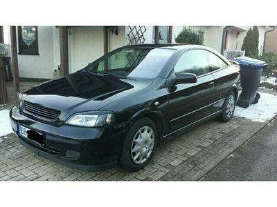 gebraucht Opel Astra 2.2 16V Coupe Vollausstattung