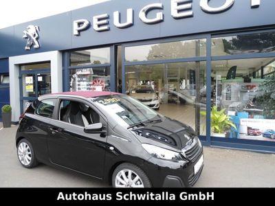 gebraucht Peugeot 108 VTI 68 Top! Active LM-Felgen Klima uvm.