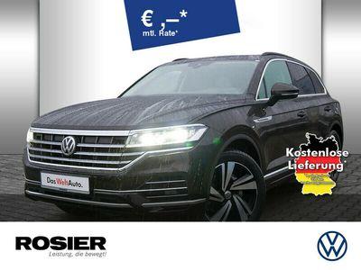 gebraucht VW Touareg 3.0 TDI Atmosphere AHK LED ACC Pano