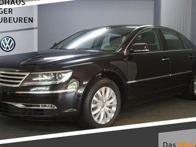 gebraucht VW Phaeton 3.0 TDI DPF Tipt 0,99% Sonderfinanzierung
