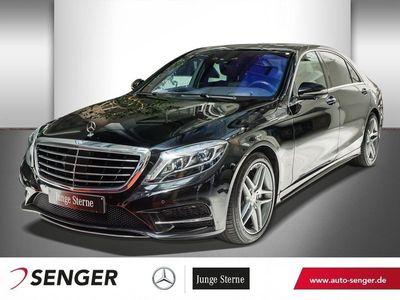 gebraucht Mercedes S350 D AMG LANG+KAMERA+PANO+BURMESTER+PDC+SHZ Fahrzeuge kaufen und verkaufen