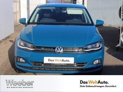 gebraucht VW Polo 1.0 TSI Join Navi LED PDC LM Klima