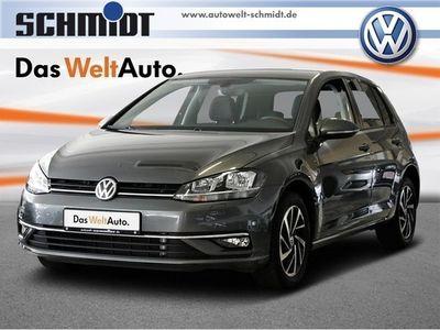 gebraucht VW Golf VII 1.5TSi Join Navi Standheizung Alu