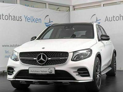 gebraucht Mercedes GLC43 AMG AMG **COMAND*PANO*TRITTBRETT*RFK*LED*