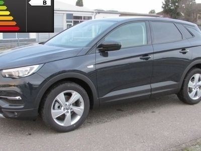 gebraucht Opel Grandland X Design Line 1.2 Turbo Navi,Rückfahrkam.,SHZ,LHZ,PDCv+h