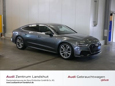 gebraucht Audi A7 Sportback 50 TDI quattro tiptronic S-Line PreSe