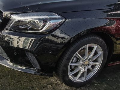 gebraucht Mercedes A180 d Automatik Park-Assist LED-Scheinw. Navi