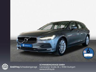 gebraucht Volvo V90 D5 AWD Momentum AHK LED Navi
