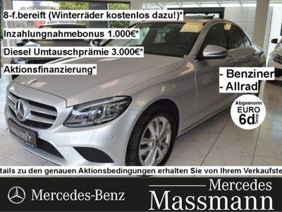 gebraucht Mercedes C200 4M Avantgarde MY2019 AHK bis 4000EUR Boni