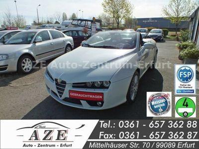 gebraucht Alfa Romeo Spider 2.4 JTD 20V * 1.Hand * Scheckheft gepfleg
