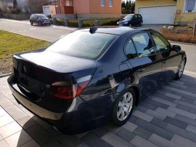 gebraucht BMW 530 d M Paket E60 Gewindefahrwerk Xenon...