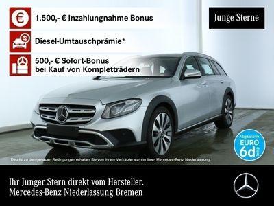 gebraucht Mercedes E400 T 4M All Terrain SHD AHK Multibeam 360°