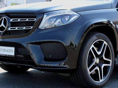 gebraucht Mercedes GLS350 GLSd 4MATIC