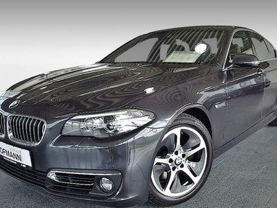 gebraucht BMW 520 d Limousine Luxury Line