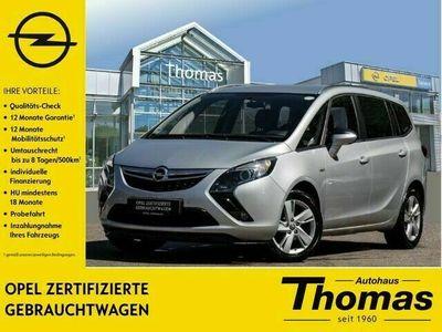 gebraucht Opel Zafira Tourer 1.4 Turbo PDC SHZ Klimaauto. LMR Temp
