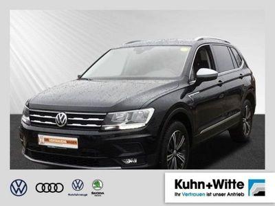 gebraucht VW Tiguan Allspace Comfortline 2.0 TSI *Allrad* *7-Sitze*Navi*LM-Felgen*ACC*