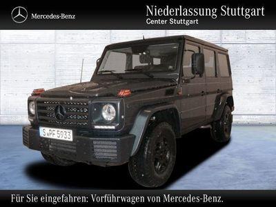 """gebraucht Mercedes G350 """"Professional"""" Navi Standh. Lade-Schutz"""