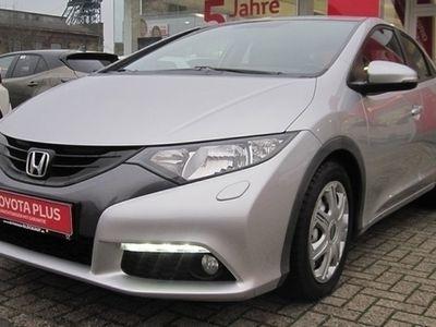 gebraucht Honda Civic 1.4 i-VTEC Sport Navi/SHZ/Alu/Winter