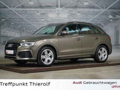 gebraucht Audi Q3 S line 2.0 TDI design quattro 2x LED Panorama