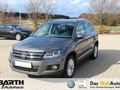 gebraucht VW Tiguan 2.0 TDI 4Motion Cup*AHK*XENON*