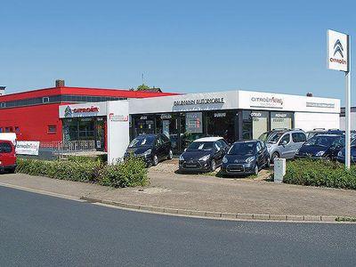 gebraucht Citroën C4 Shine 130, Navi, PDC, SHZ