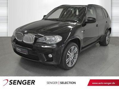 gebraucht BMW X5 xDrive 40d Leder Xenon Navi AHK Standheizung