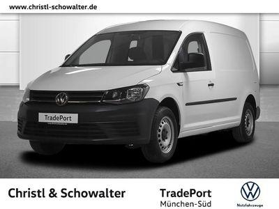 gebraucht VW Caddy Maxi Kasten 2.0 TDI PDC Klimaanlage Euro6 ZV