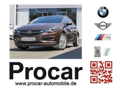 gebraucht Opel Astra 1.6 BiTur CDTI ecoF Innovation 118kW S/S Bluetooth PDC Klima DPF