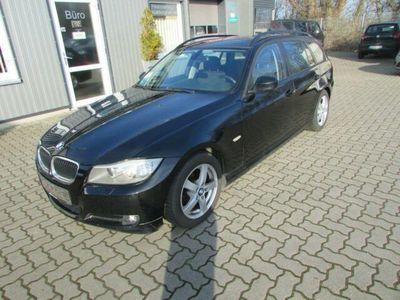 gebraucht BMW 320 d XENON*KLIMATR*NAVI*AUTOM*SITZH*PDC*