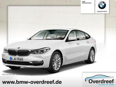 käytetty BMW 630 6er Gran Turismo d Luxury Navi HUD AHK 19''