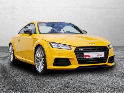 gebraucht Audi TTS Coupe 2.0 TFSI quattro LED NAVI VIRTUAL