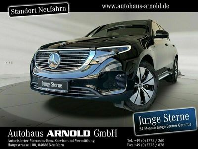 gebraucht Mercedes EQC400 4M AMG-Int. Schiebedach MULTIBEAM Kamera AMG Line