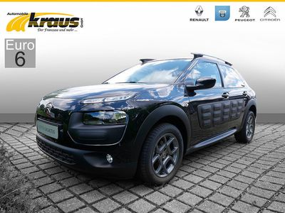 gebraucht Citroën C4 Cactus PureTech 110 Shine. KLIMA. NAVI