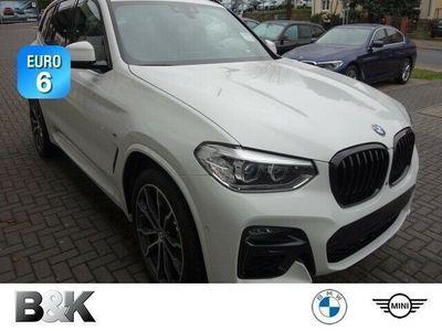 gebraucht BMW X3 M40i, Live Cockpit Prof., AHK, HUD, Glasdach