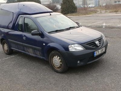 gebraucht Dacia Logan Pick-Up 1.5 dCi Ambiance