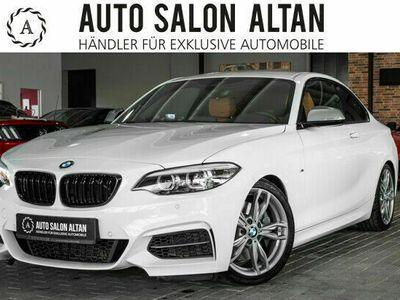gebraucht BMW M240 SPORT-AUTOMATIK NAVI PROF GARANTIE 01/2024