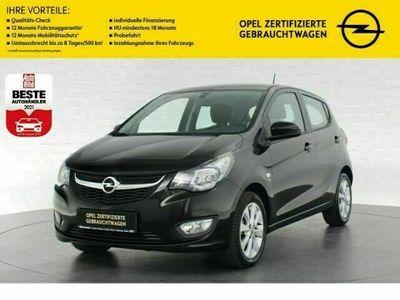 gebraucht Opel Karl EXCITE+BLUETOOTH+SITZ-/LENKRADHEIZUNG+PARKPILOT+TE
