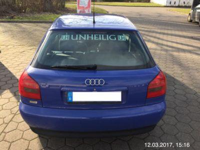 gebraucht Audi A3 1.6 Automatik/Klimatronic