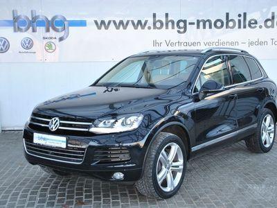 gebraucht VW Touareg 3.0 TDI RNS 850 Leder