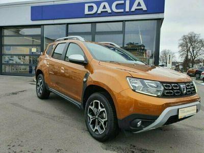 gebraucht Dacia Duster II Prestige als SUV/Geländewagen/Pickup in Oberlungwitz