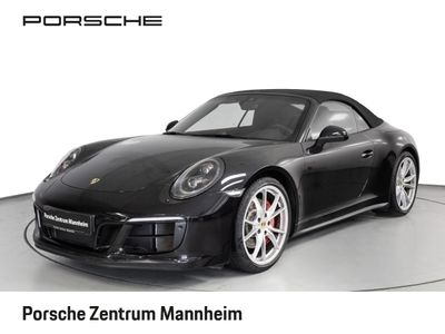 gebraucht Porsche 911 Carrera 4 Cabriolet 991 GTS LED Lift Sitzbel. 20''