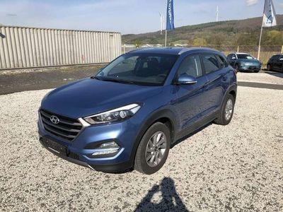 gebraucht Hyundai Tucson Intro Edition 4WD *AUTOMATIK* KAMERA* *NAVI*