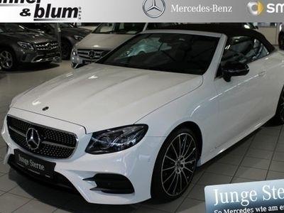 gebraucht Mercedes E300 Cabriolet AMG Line,LED,Kamera,Dyn.Body C.