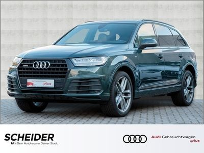 gebraucht Audi Q7 3.0 TDI qu S-line Ext. Navi Pano virtual LED