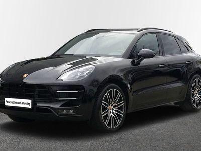 gebraucht Porsche Macan Turbo mit Performance Paket |21-Zoll 911|