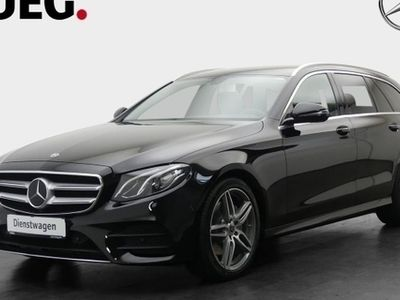 second-hand Mercedes E300 T AMG Modell